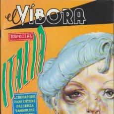 Cómics: EL VÍBORA ESPECIAL ITALIA.. Lote 35958842