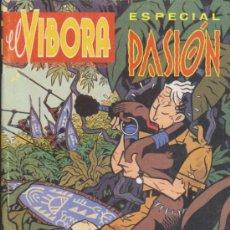 Cómics: EL VÍBORA ESPECIAL PASIÓN.. Lote 36314059
