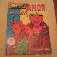 Cómics: EL VÍBORA ESPECIAL AMOR. Lote 36517085