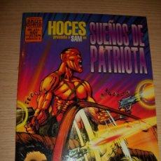 Cómics: SAM: SUEÑOS DE PATRIOTA, BRUT COMIX (LA CÚPULA). Lote 36764285