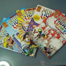Fumetti: MUNDO IDIOTA 1 A 5 - PETER BAGGE.. Lote 36851460