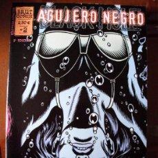 Cómics: AGUJERO NEGRO. Nº 2 . EDICIONES LA CUPULA..(ST/A18). Lote 194579908