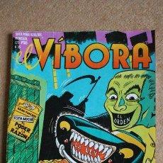 Cómics: EL VÍBORA. Nº 35.. Lote 36964141