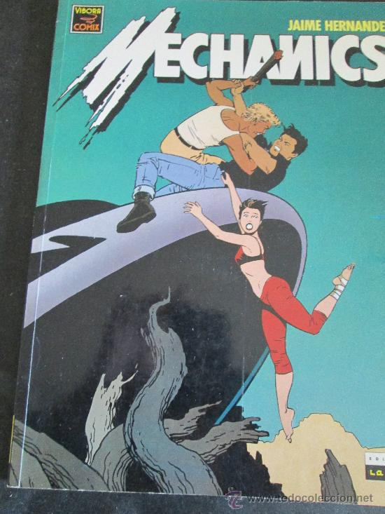 MECHANICS - CÚPULA (Tebeos y Comics - La Cúpula - Comic USA)