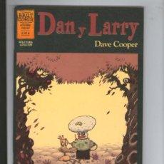Comics: DAN Y LARRY. DAVE COOPER . BRUT COMIX. Lote 37201560
