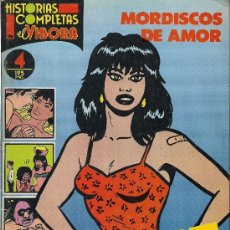 Cómics: BETO HERNANDEZ : MORDISCOS DE AMOR (HISTORIAS COMPLETAS DE EL VÍBORA #4, 1987) . Lote 37352208