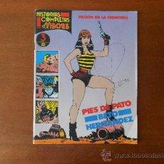 Cómics: HISTORIAS COMPLETAS DE EL VIBORA Nº 3 PIES DE PATO, BETO HERNANDEZ. Lote 37529045