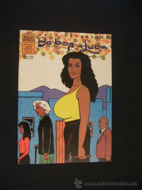 BE BOP A LUBA - Nº 1 DE 4 - LA CUPULA - (Tebeos y Comics - La Cúpula - Comic USA)