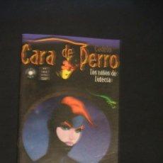 Cómics: CARA DE PERRO - Nº 2 - LOS NIÑOS DE LUTECIA - LA CUPULA - . Lote 37669247