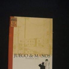 Cómics: JUEGO DE MANOS - VOLUMEN 1 - JASON LUTES - LA CUPULA - . Lote 37669299