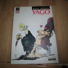 Cómics: YAGO RALF KONIG LA CUPULA 1ª EDICION. Lote 37934532
