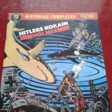 Cómics: HISTORIAS COMPLETAS EL VÍBORA 12 HITLERS KOKAIN HOLMES. Lote 38200180