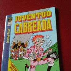 Cómics: NOVELA GRÁFICA JUVENTUD CABREADA JOHNNY RYAN VÍBORA CÓMIX. Lote 38315273