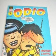 Comics: ODIO - Nº 1 - PETER BAGGE - 1995 - 2 ª EDICIÓN - VIBORA COMIX LA CUPULA ARX64. Lote 38758455