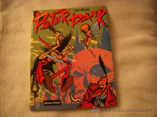 PETER DANK, RÚSTICA, EDICIONES LA CÚPULA (Tebeos y Comics - La Cúpula - Autores Españoles)