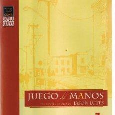 Cómics: JUEGO DE MANOS JASON LUTES. LA CÚPILA (ST/). Lote 98001730
