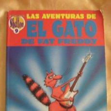 Cómics: COMIC LAS AVENTURAS DEL GATO DE FAT FREDDY, OBRAS COMPLETAS SHELTON Nº 9. LA CUPULA, 1ª EDICION. Lote 39126686