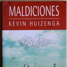 Cómics: MALDICIONES. KEVIN HUIZENGA. NOVELA GRAFICA.. Lote 39223548