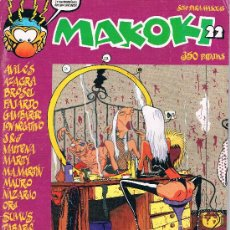 Cómics: MAKOKI. SOLO PARA MASOKAS. Nº 22. 1991. 350 PTAS. 84 PAGS. EDITORIAL MAKOKI S.A.. Lote 39265156