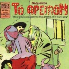 Comics: TÓ APEIRÓN - SEQUEIROS - EDICIONES LA CÚPULA 1996. Lote 39487023