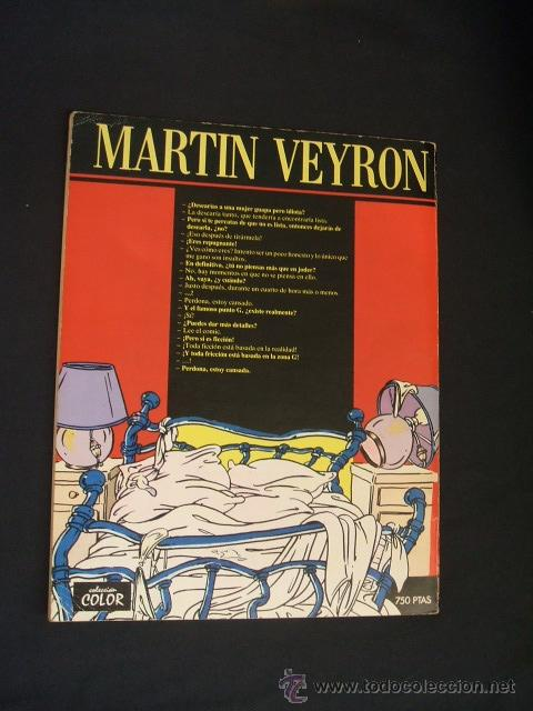 Cómics: AMOR LIMPIO - MARTIN VEYRON - LA CUPULA - - Foto 5 - 84411819