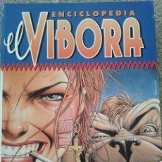 Cómics: ENCICLOPEDIA -- EL VIBORA -- NºS 188 - 189 - 190 -- LA CUPULA --. Lote 39776438