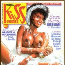 Cómics: EDICIONES LA CUPULA COMIX KISS - Nº 61. Lote 40152995