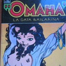 Cómics: OMAHA Nº 1 - LA CUPULA. Lote 40277941