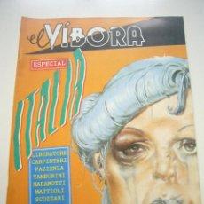 Cómics: EL VIBORA ESPECIAL ITALIA LA CUPULA C46. Lote 40295912