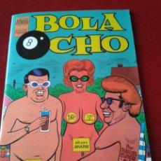 Comics: BRUT COMIX COMIC BOLA OCHO 8 NÚM 6 PROMOCIONAL DANIEL CLOWES UNDERGROUND USA LA CÚPULA 2001. Lote 40550340