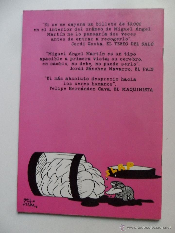 Cómics: BRIAN THE BRAIN Nº 1 . MIGUEL ÁNGEL MARTÍN . BRUT COMIX - Foto 2 - 40614181