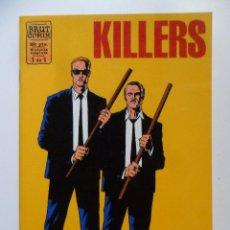 Cómics: KILLERS . HISTORIA COMPLETA . MEZZO Y PIRUS . BRUT COMIX. Lote 40621794
