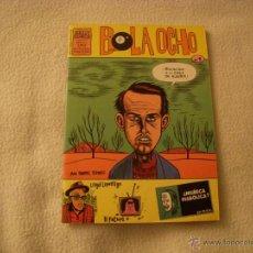 Comics: BOLA 8 Nº 1, EDICIONES LA CÚPULA. Lote 40686517