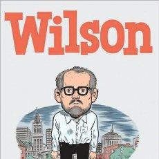 Cómics: WILSON DANIEL CLOWES CÓMIC UNDERGROUND USA EDICIÓN EN CATALÁN LA CÚPULA. TAPA DURA.. Lote 40782756
