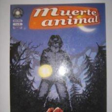 Cómics: MUERTE ANIMAL. 1 DE 3. ESCRITO Y DIBUJADO POR QUIM BOU. 1998. Lote 40892937