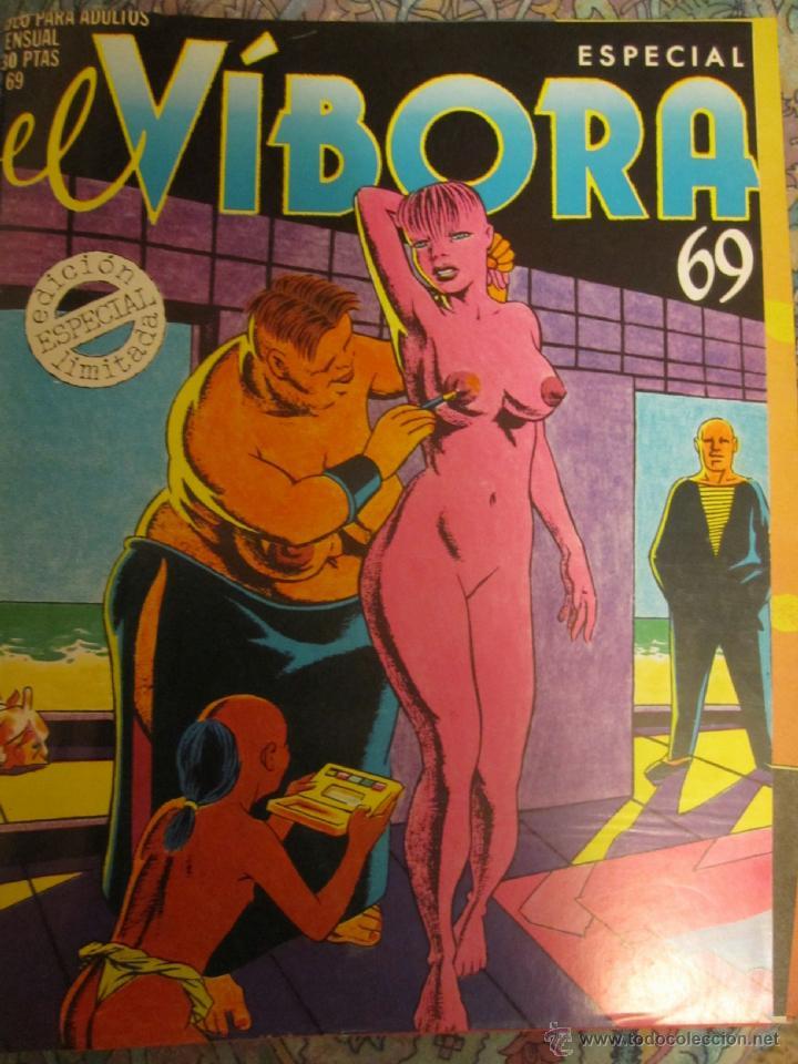 EL VIVORA ESPECIAL 69 (Tebeos y Comics - La Cúpula - El Víbora)