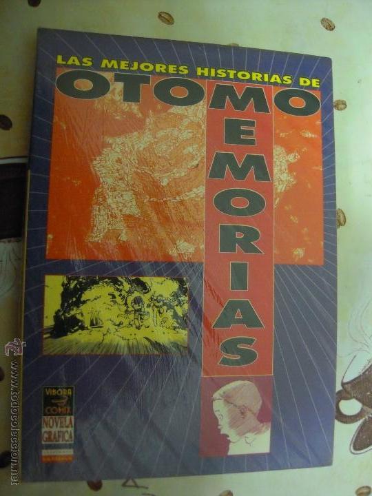 LAS MEJORES HISTORIAS DE OTOMO - MEMORIAS (Tebeos y Comics - La Cúpula - Comic Europeo)