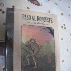 Cómics: PASO AL NOROESTE. Lote 40721111
