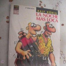 Cómics: LA NOCHE MAS LOCA. Lote 40902603
