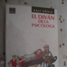 Cómics: EL DIVAN DE LA PSICOLOGA. Lote 40902660