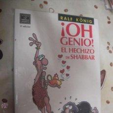 Cómics: ¡OH GENIO! EL HECHIZO DE SHABBAR. Lote 40902677