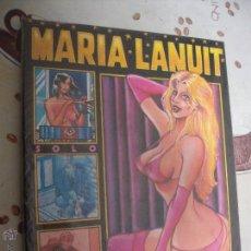 Cómics: MARIA LANUIT. Lote 40979856