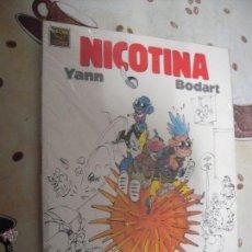 Cómics: NICOTINA. Lote 40979889