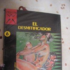 Cómics: EL DESMITIFICADOR COLECCION X 6. Lote 41261835