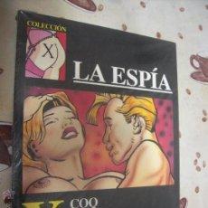 Cómics: LA ESPIA COLECCION X 52. Lote 41278597