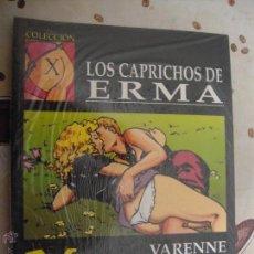 Cómics: LOS CAPRICHOS DE ERMA COLECCION X 72. Lote 41278878