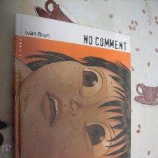 Cómics: NO COMMENT COMIC SIN PALABRAS. Lote 41518005