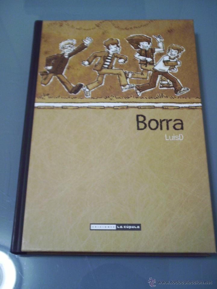 BORRA - LUISD. (Tebeos y Comics - La Cúpula - Autores Españoles)