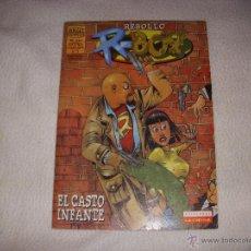 Cómics: R-BOY HISTORIA COMPLETA Nº 1, EDITORIAL LA CÚPULA. Lote 42308473