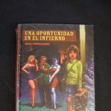 Cómics: UNA OPORTUNIDAD EN EL INFIERNO - BETO HERNANDEZ - LA CUPULA - . Lote 42347043